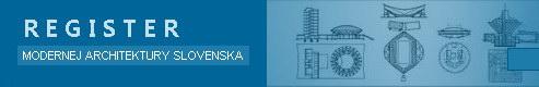 Register modernej architektúry Slovanska